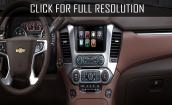 2015 Chevrolet Tahoe interior #4
