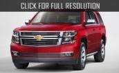 2015 Chevrolet Tahoe ltz #2