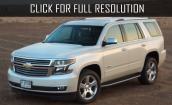 2015 Chevrolet Tahoe ltz #3