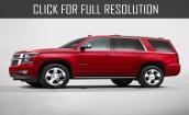 2015 Chevrolet Tahoe ltz #4