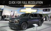 2015 Chevrolet Tahoe Ltz Black edition #1