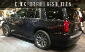 2015 Chevrolet Tahoe Ltz Black edition #2