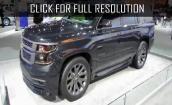 2015 Chevrolet Tahoe Ltz Black edition #3