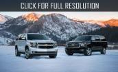 2015 Chevrolet Tahoe z71 #1