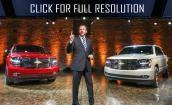 2015 Chevrolet Tahoe z71 #2