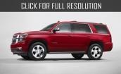2015 Chevrolet Tahoe z71 #3