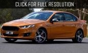 2015 Falcon Xr8 ute #1