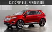 2015 Ford Edge hybrid #4