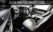 2015 Ford Edge interior #2
