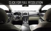 2015 Ford Edge interior #3
