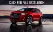 2015 Ford Edge sport #1