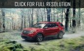 2015 Ford Explorer - msrp, specs, high-techs, redesign