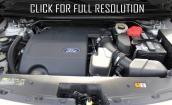 2015 Ford Explorer engine #1