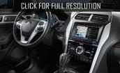 2015 Ford Explorer interior #1