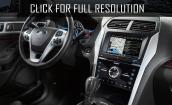 2015 Ford Explorer interior #1