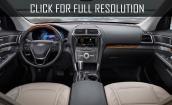 2015 Ford Explorer interior #2