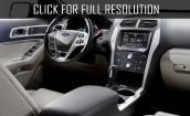 2015 Ford Explorer interior #3