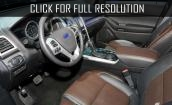 2015 Ford Explorer interior #4