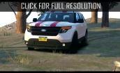 2015 Ford Explorer sport #3