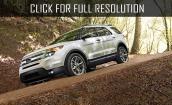 2015 Ford Explorer xlt #1