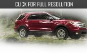 2015 Ford Explorer xlt #3