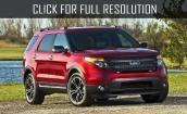 2015 Ford Explorer xlt #4