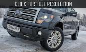 2015 Ford F 150 black #2