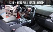 2015 Ford F 150 interior #2