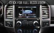 2015 Ford F 150 interior #3