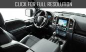 2015 Ford F 150 interior #4