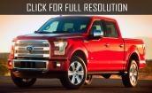 2015 Ford F 150 platinum #4