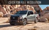 2015 Ford F 150 Supercrew cab #3