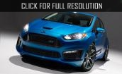 2015 Ford Fiesta rs #1