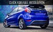 2015 Ford Fiesta rs #2