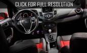 2015 Ford Fiesta st #3