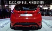 2015 Ford Fiesta st #4