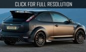 2015 Ford Focus St black #3