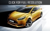 2015 Ford Focus St changes #1