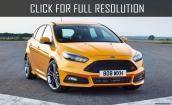 2015 Ford Focus St changes #2