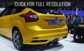2015 Ford Focus St changes #3