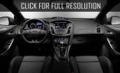 2015 Ford Focus St interior #1