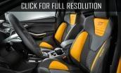 2015 Ford Focus St interior #2