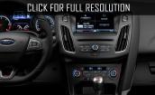2015 Ford Focus St interior #3