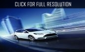 2015 Ford Focus St white #4