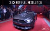 2015 Ford Mustang convertible #4
