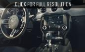 2015 Ford Mustang Ecoboost interior #2