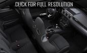 2015 Ford Mustang Ecoboost interior #4