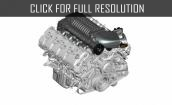 2015 Ford Mustang engine #1