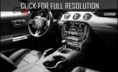 2015 Ford Mustang interior #1
