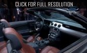 2015 Ford Mustang interior #2